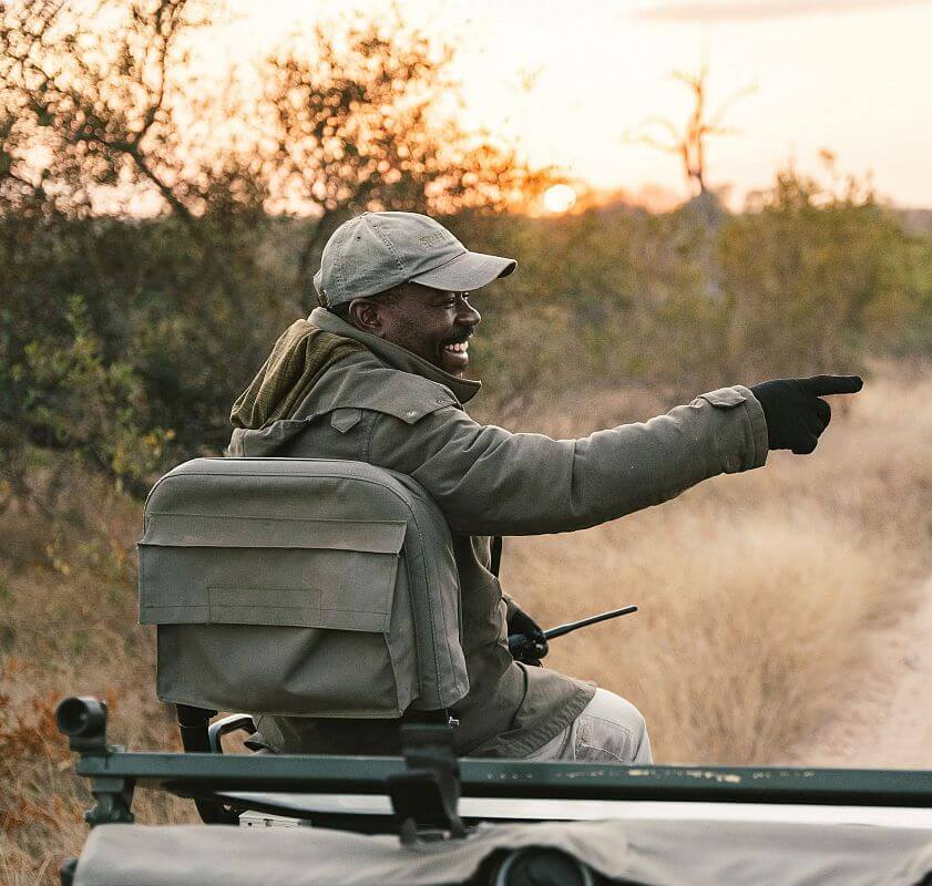 Timbavati Game Reserve - sustainable game-viewing