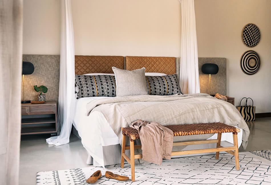 Simbavati Homestead - bedroom