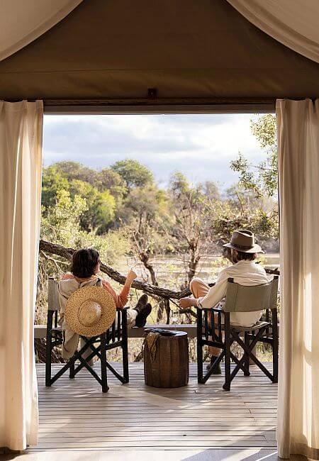 Simbavati River Lodge - Safari Tented Suite