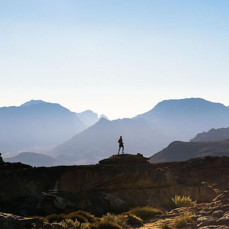 Cederberg Mountains - walking/running