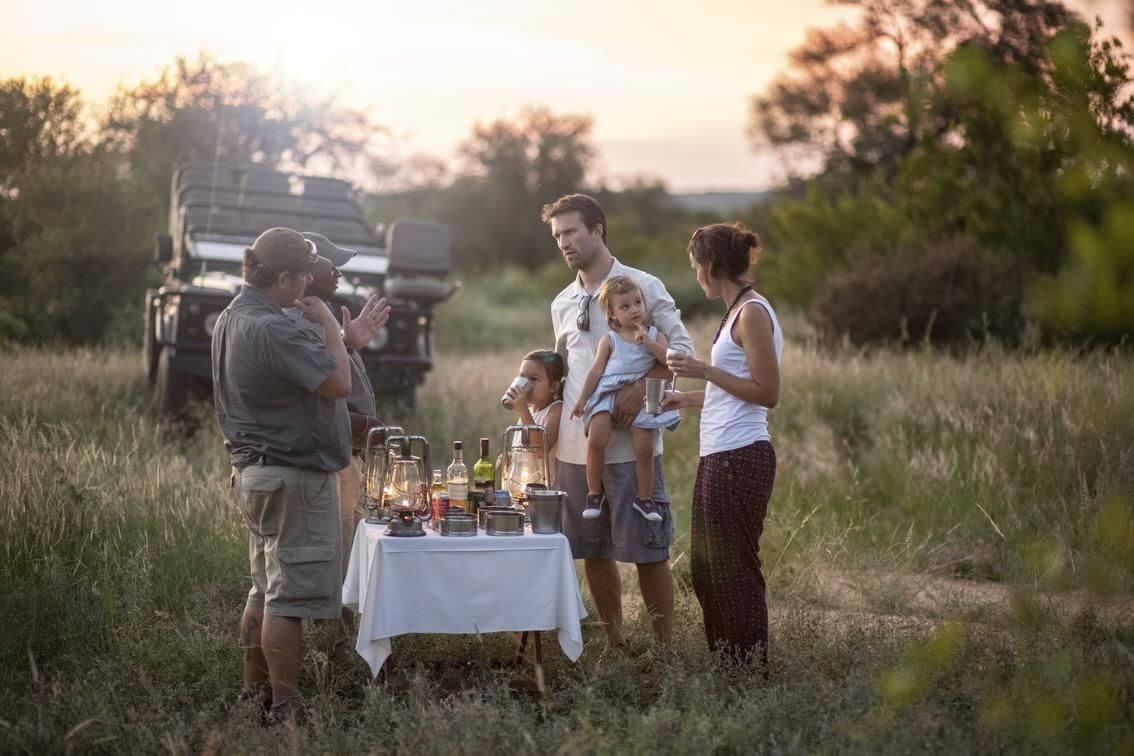 Simbavati River Lodge - family safaris